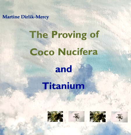 Proving of Coco Nucifera and Titanium Book