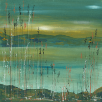 Martine Mercy Landscape Painting